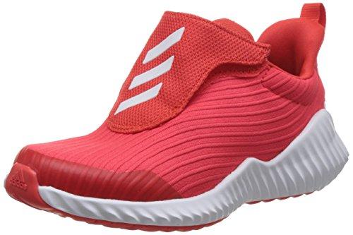 Adidas Unisex-Kinder Fortarun Ac K Fitnessschuhe, Rot (Roalre/Ftwbla/Roalre 000) , 30.5 EU (Schuhe Kinder Jordan Rot)