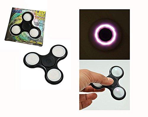 Preisvergleich Produktbild Fidget SpinnerZ LED Touch Hand Spinner Finger Spinner