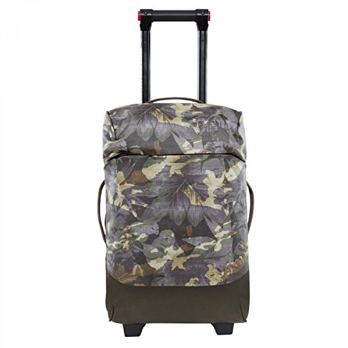 The North Face Trolley S mit 2 Rollen Stratoliner - S English Green Tropical camo -
