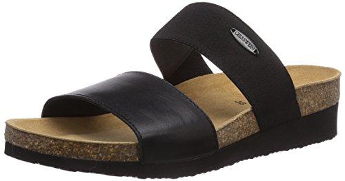 Giesswein Viterbo Ladies Mules Black (nero / 022)