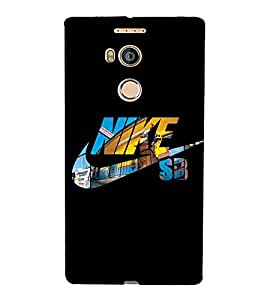 perfect print Back cover for Gionee Elife E8