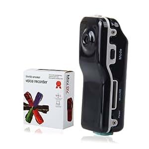720*480 MD80 Mini DV DVR Sports Helmet Bike Motorbike Camera Video Audio Recorder