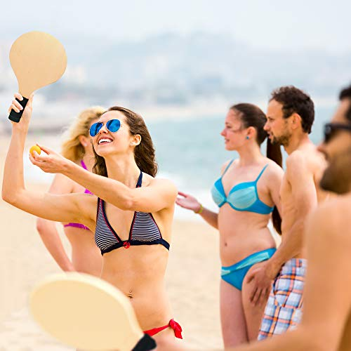 Zoom IMG-1 spiaggia tennis e badminton racchetta