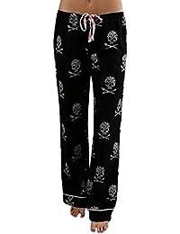 e5529f7c98 Pantalones Anchos Marlene para Mujer Otoño Invierno 2018 Moda PAOLIAN  Casual Pantalones Yoga Acampanados Vestir Cintura