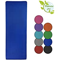BB Sport Esterilla colchoneta –de yoga – Yjuna 180 cm x 60 cm x 1.5 cm para fitness deportiva pilates gimnasia ejercicio, Color:Balance Blue
