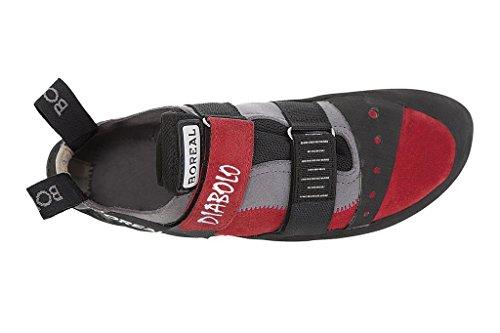 Boreal Diabolo Rojo rosso-nero-grigio rosso/nero