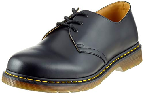 Dr. Martens 1461 Pw Greasy, Chaussures à lacets mixte adulte