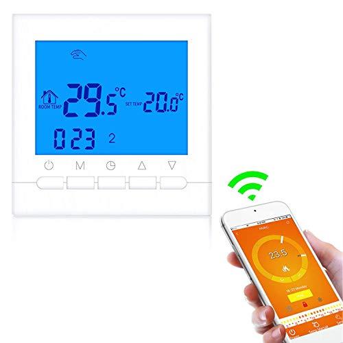 DAETNG Termostato Calentamiento eléctrico Digital