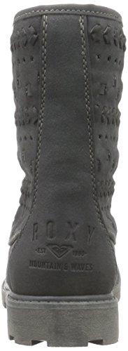 Roxy Pike J Boot, Bottes Classics courtes, non doublées femme Gris - Grau (CHR)