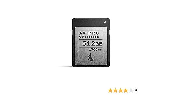 Angelbird Av Pro Cfexpress 512 Gb Computer Zubehör