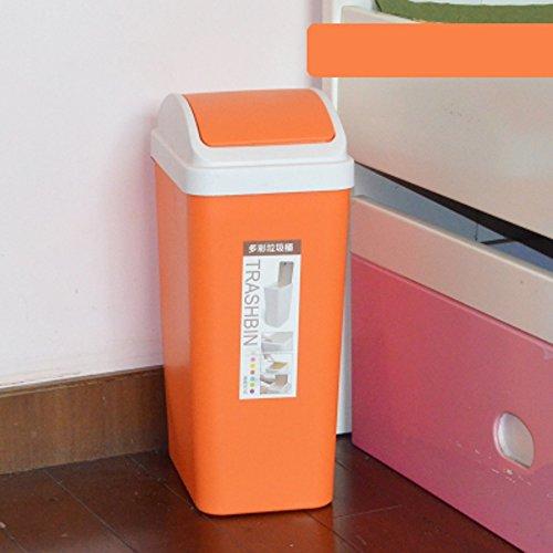 WEBO Home- Estilo Europeo de baño de plástico Color Creativo Color hogareño Salud barriles Cubiertos...