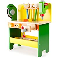 "Legler ""Christian"" Workbench Preschool Learning Toys"