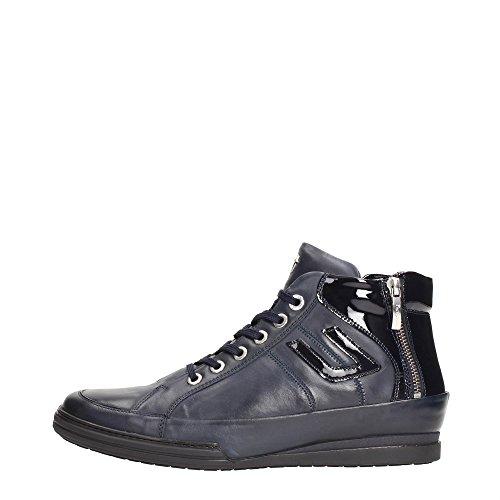 4US CESARE PACIOTTI MMGU6 Sneakers Uomo Pelle Navy Navy 39
