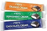Frys Chocolate Cream Mix 49g x 9 Bars   3 x Chocolate Cream
