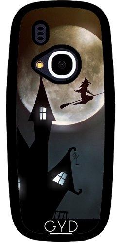 (DesignedByIndependentArtists Hülle für Nokia 3310 2017 - Halloween Horror Unheimlich Gruselig by Grab My Art)