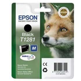 Epson C13T12814021 Cartouche d'encre Noir