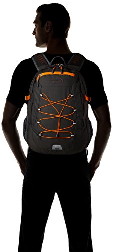 The North Face Unisex Borealis Classic Rucksack Asphalt Grey Heather/Asphalt Grey