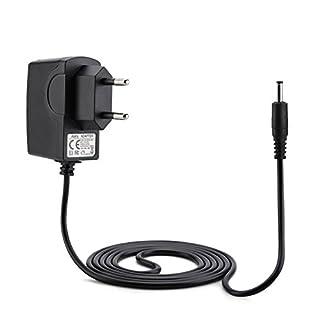 Aukru 6V Netzteil Ladegerät Ladekabel für Philips Avent SCD505/00 DECT Babyphone