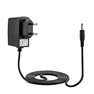 Aukru 6 V Alimentatore di rete Cavo di ricarica per Philips Avent SCD505/00 DECT Baby phone