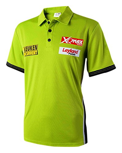 XQMAX Replica Shirt Michael van Gerwen 2017, L