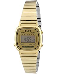 Casio Damen- Armbanduhr Digital Quarz Casio Collection