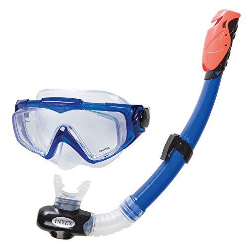 Intex Taucherset Bestehend Tauchermaske Aqua Pro Phtalates free, 55962