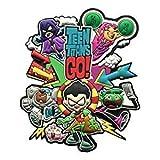 Magnete-Teen Titans Go-DC Comics-mega-mega Team MMTG006