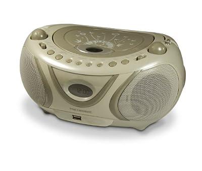 Metronic Radio CD/mp3 par Metronic