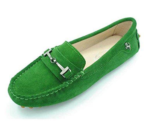 MINITOO ,  Damen Espadrilles, grün - grün - Größe: 40