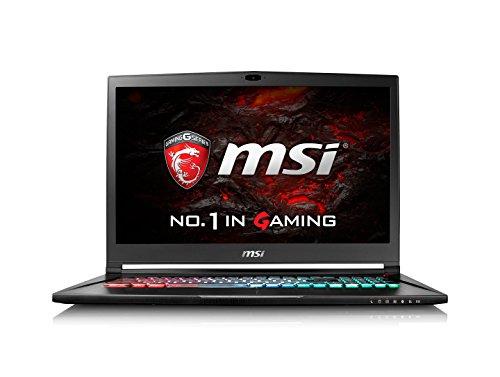 MSI Stealth Pro GS73 7RE-027XES - Ordenador portátil de 17.3' FHD (Kabylake...