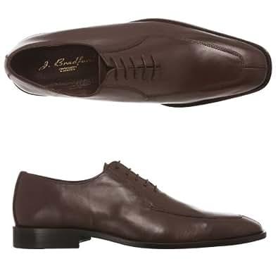 J. BRADFORD Chaussures Richelieu cuir Dean