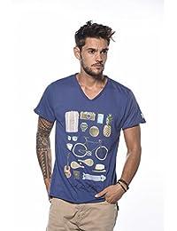 Deeluxe Tanah, T-Shirt Homme