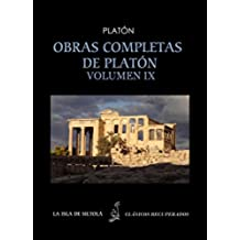 Obras completas de Platón, vol. IX. Las Leyes, tomo I, libros 1,2,3,4,5,6 (Siltolá, Clásicos Recuperados).