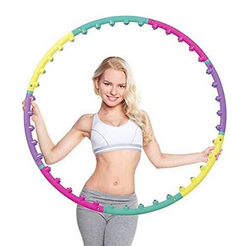 gxyzz massaggio terapia magnetica hula hoop slim esercizio addominale