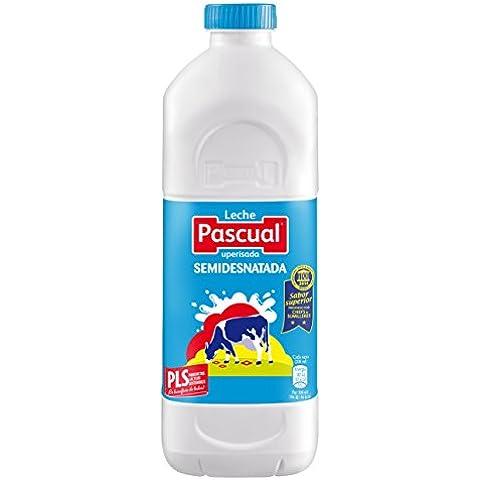 Pascual Clásica Leche Semidesnatada - 120 cl