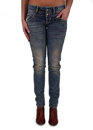 Cipo & Baxx Damen Jeans CBW-0347 W25 L30
