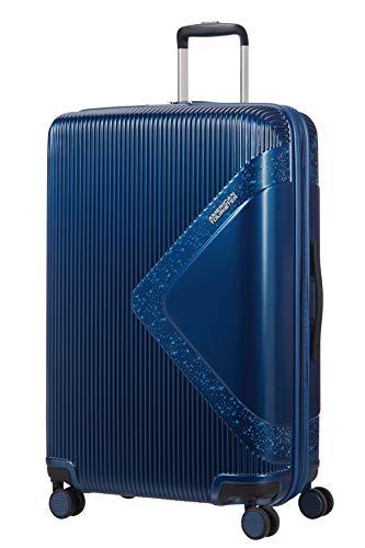 American Tourister Modern Dream Spinner Valigia 78 Cm, 114 L, Blu (Skydust)