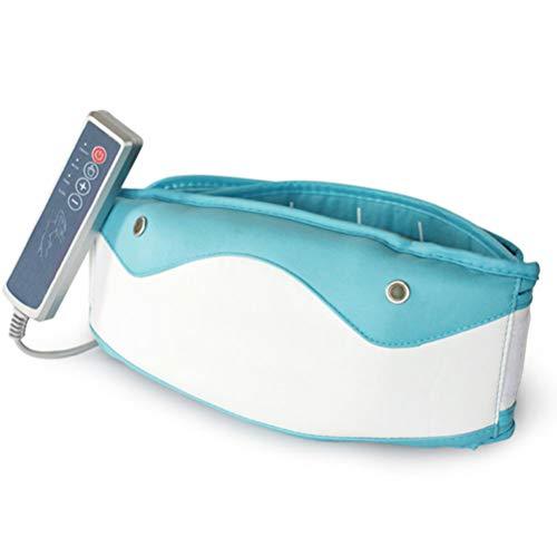 BF-DCGU Weight Loss-Massage-Gurt, Abnehmen Fettverbrennung Abnehmen Maschine, Vibration Startseite Heizung Elektro Slimmerbelt, benutzt für dünne Hüfte Beine Hüften zurück