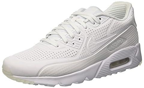 Nike Men's Air Max 90 Ultra Moire Training White Size: 6.5 UK