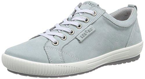 Legero Tanaro, Baskets Basses Femme Bleu (cielo 17)