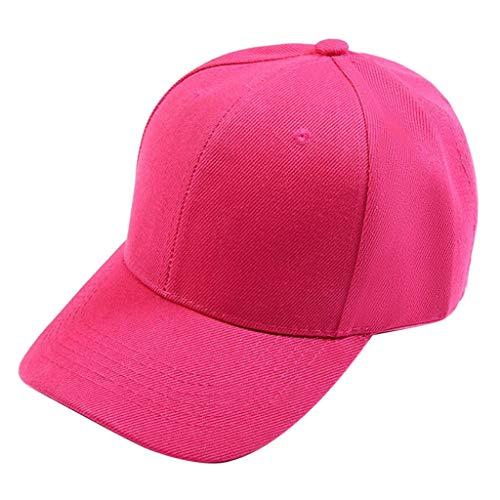 aseball Cap, Basecap Unisex Sonnenhut, Baseball Mützen für Draussen, Sport oder auf Reisen ()