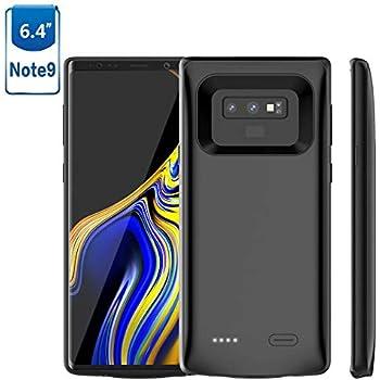 Samsung Galaxy Note 9 Akku Hülle 5000 mAh: Amazon.de