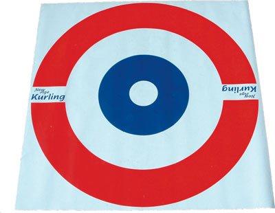 New Age Curling Maison Cible (Vinyle)