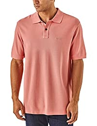 Patagonia - Cactusflats Polo - Polo taille S, rose/rouge