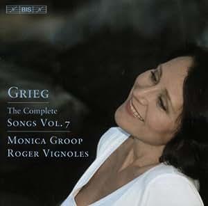 Grieg - Songs, Vol 7