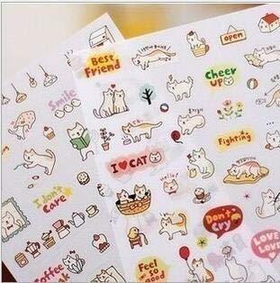 ufkleber aus Schaumstoff, selbstklebend, Buchstaben A-Z, Aufkleber für Kinder, kreatives Spielzeug, Scrapbooking, Kartenherstellung, Zubehör katze ()