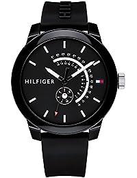 Tommy Hilfiger Unisex-Armbanduhr 1791483