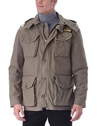 Globe Non Civil Jacket  Manteau matelassé Homme