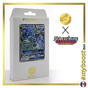 Draïeul-GX (Drampa-GX) 115/145 - #myboost X Soleil & Lune 2 Gardiens Ascendants - Box de 10 Cartas Pokémon Francés