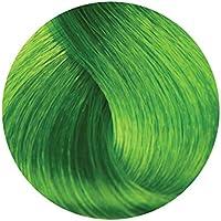 Stargazer African Green Semi Permanent Hair Dye Conditioning Semi Permanent Hair Dye, vegan cruelty free direct application hair colour